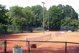 Tennis in Hamburg - Tennistraining und Tennisverein in Hamburg